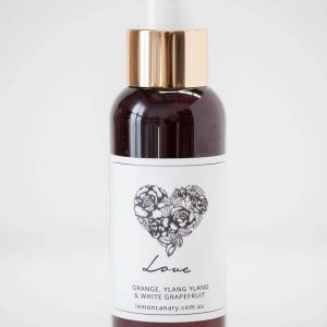 Organic Body and Room Mist